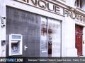 Banque Palatine Branch - Saint-Lazare, Paris, France