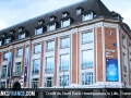 Credit du Nord Bank Headquarters in Lille, France