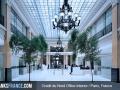 Credit du Nord Bank Office Interior, Paris, France