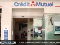 Credit Mutuel Bank Branch, Chatelet, Orleans, France