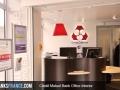 Credit Mutuel Bank Office Interior