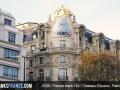 HSBC France Bank HQ Champs Elysees, Paris