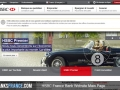 HSBC France Bank website home page
