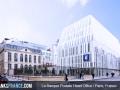 La Banque Postale Head Office Paris, France