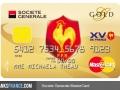 Societe Generale Bank MasterCard